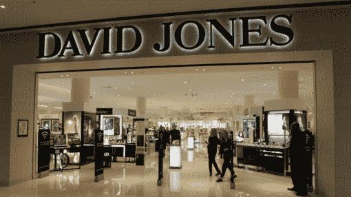 David Jones Value削减了第三,$ 712M Writedown