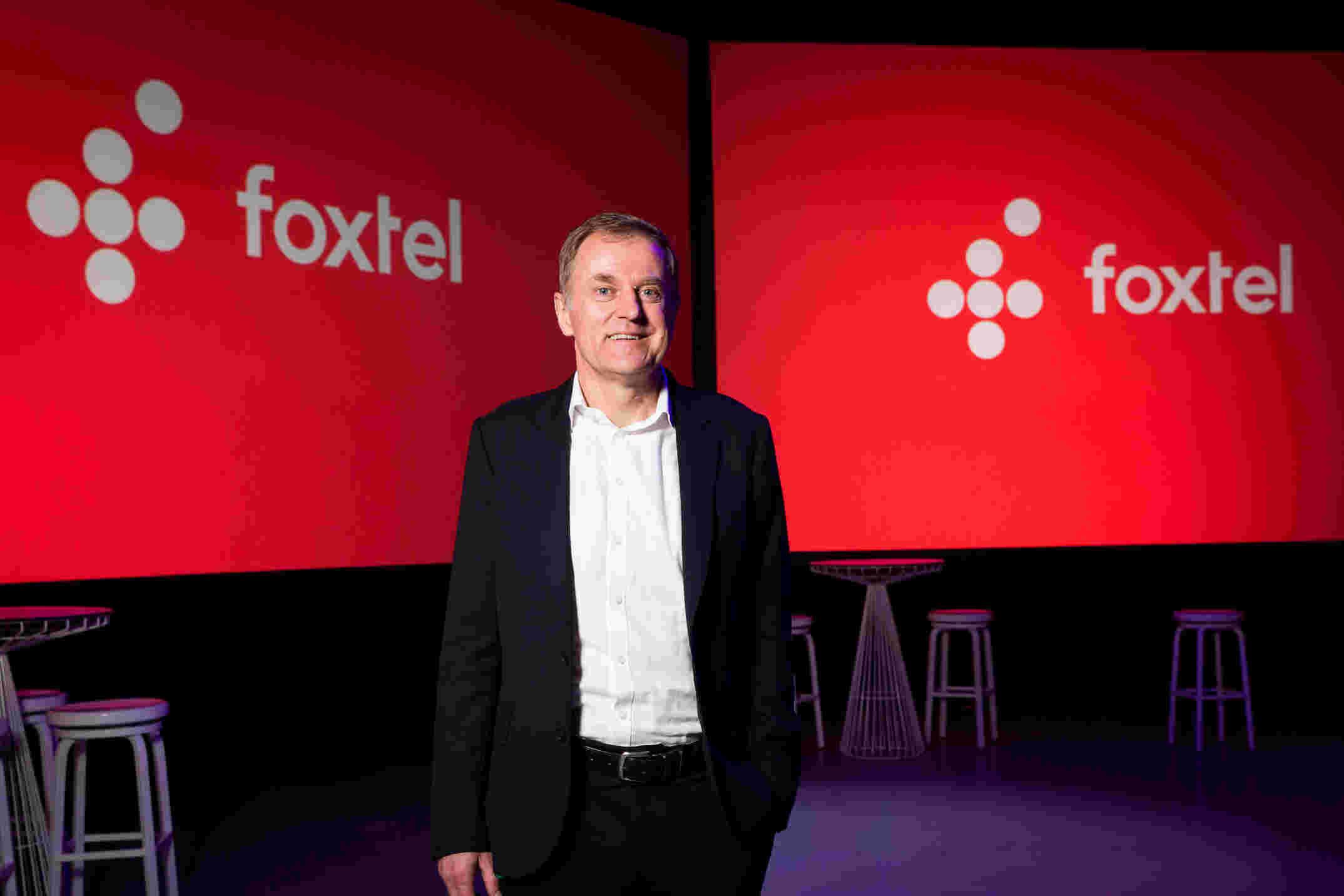 爆炸新闻:Foxtel首席执行官Peter Tonagh出口,Delany接管了
