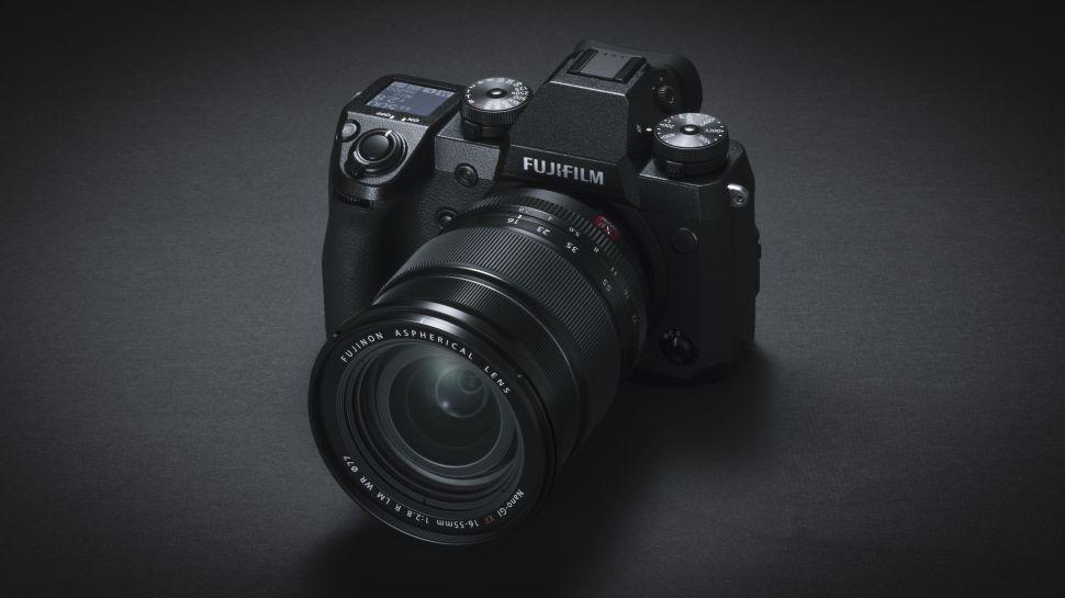 Fujifilm尚未推出最强大的X系列相机