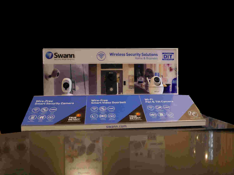 """斯旺斯提供""""优越""""的门铃系统和4K室外"""