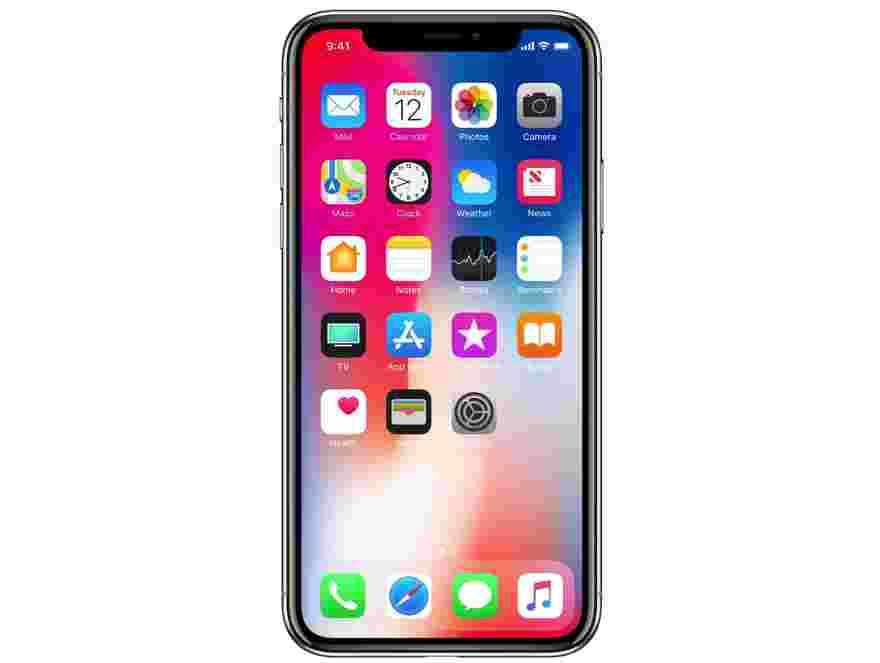 Apple在Q1中减半iPhone X生产,股票秋季