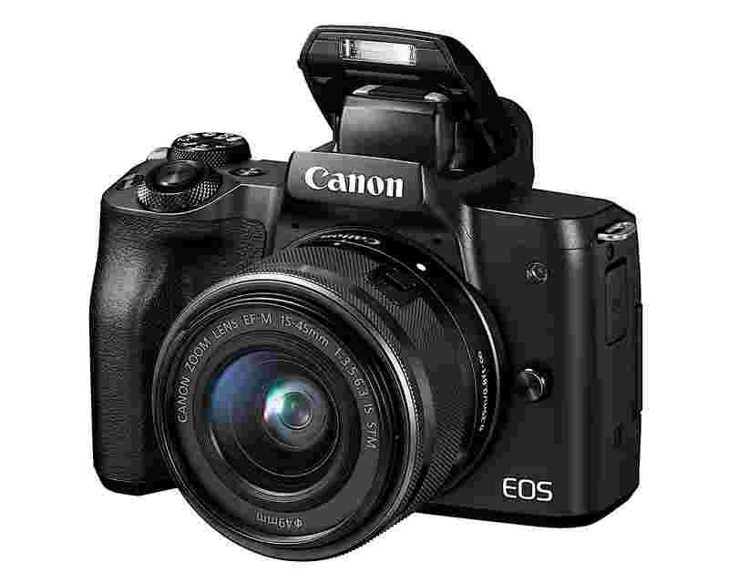 佳能推出First 4K'入门级'无晶体相机