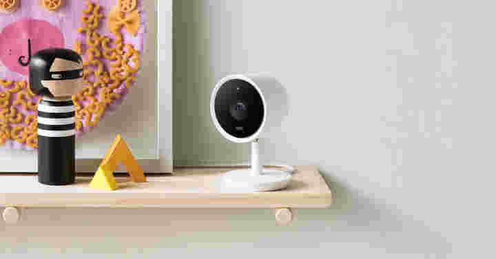 巢Cam IQ土地在OZ,谷歌助理支持即将推出