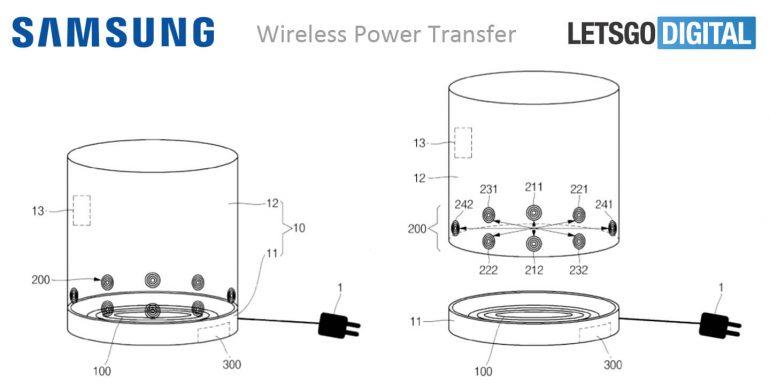 三星倾向于释放S9的新型无线充电器