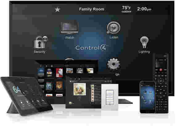 Control4收购了耐克公司Ihiji