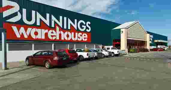 Bunnings与新的在线商店加入现代年龄