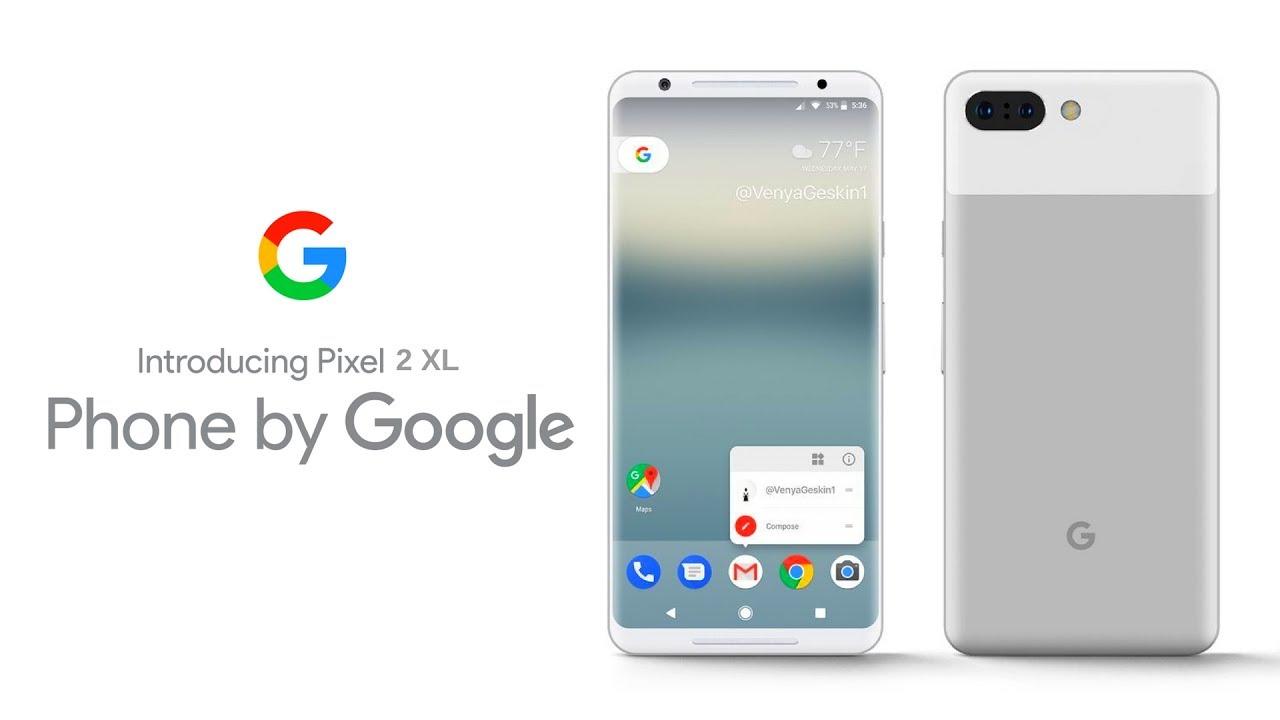 新的Google Pixel 2 XL具有主要的OLED屏幕问题