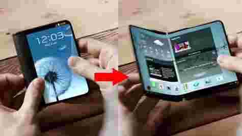 Apple,Samsung&LG将其在可折叠的设备市场中进行战斗