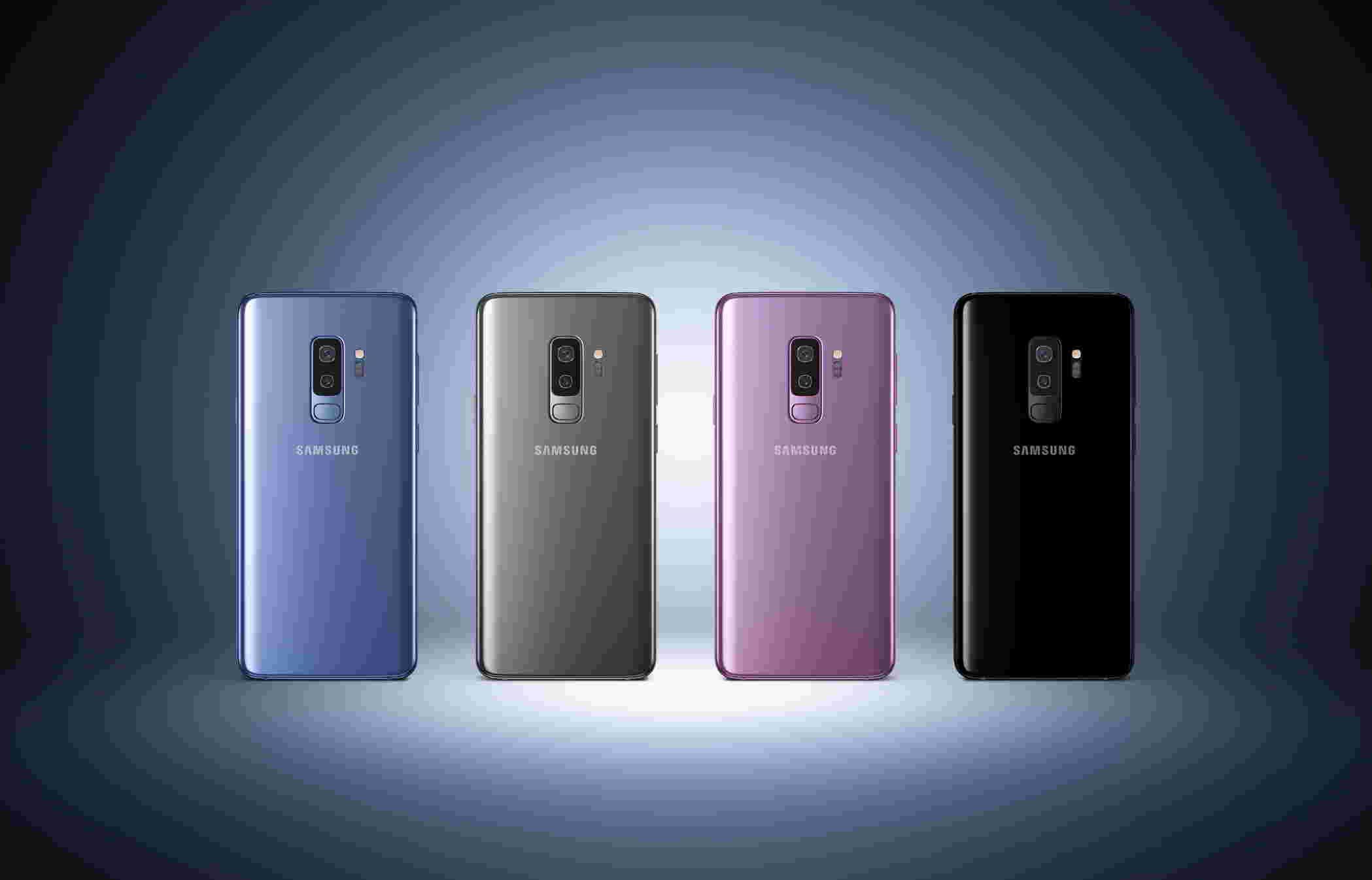 三星Galaxy S9和S9 +现在支持arcore