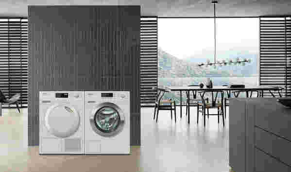 Miele发布新的8kg热泵干燥器