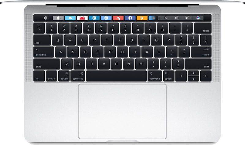 新的MacBook Pro改进了蝴蝶键盘