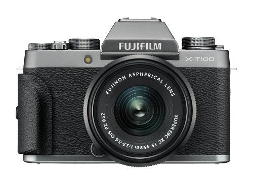 Fujifilm揭示了新的复古X-T100相机