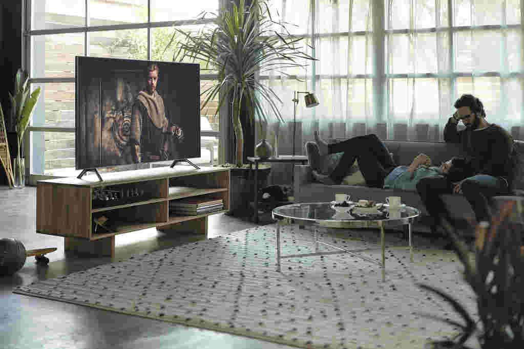 三星调查显示电视尺寸可能已达到顶峰