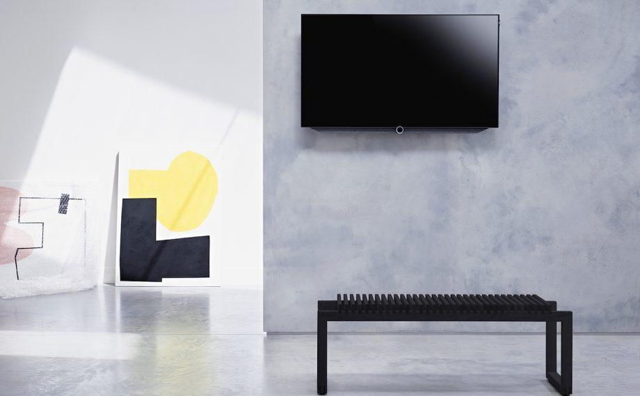 Loewe TV加入电影设计师数据库进行媒体房间项目