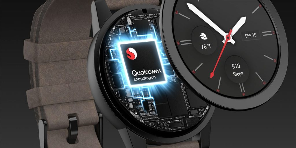 新的Qualcomm芯片组将通过12小时提升SmartWatch Life