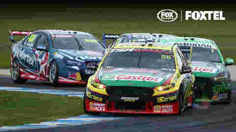 Foxtel让Bathurst 1000澳大利亚的前4K电视活动
