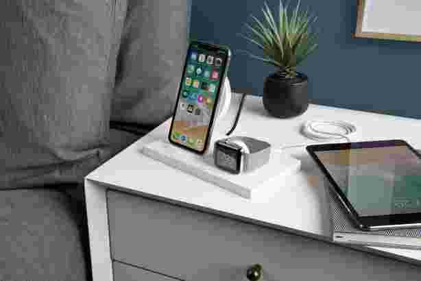 """新的Belkin""""Boost Up""""填补了Apple的Airpower空白"""