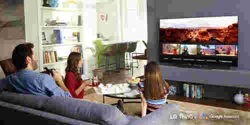 LG 2018 TVS获取Google Assistant&Alexa支持