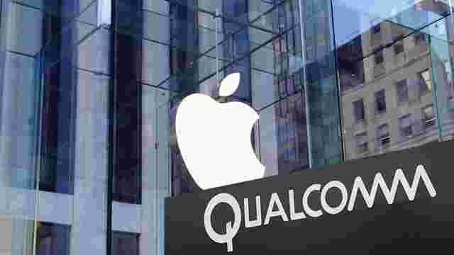Apple欠Qualcomm $ 90亿美元审理